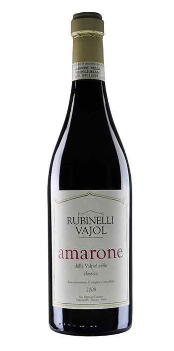 amarone bottle